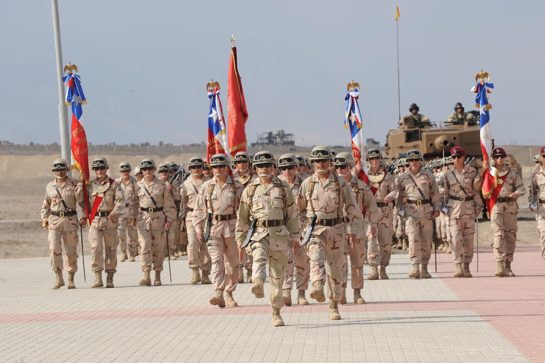 Les relents xénophobes hantent l'armée chilienne.