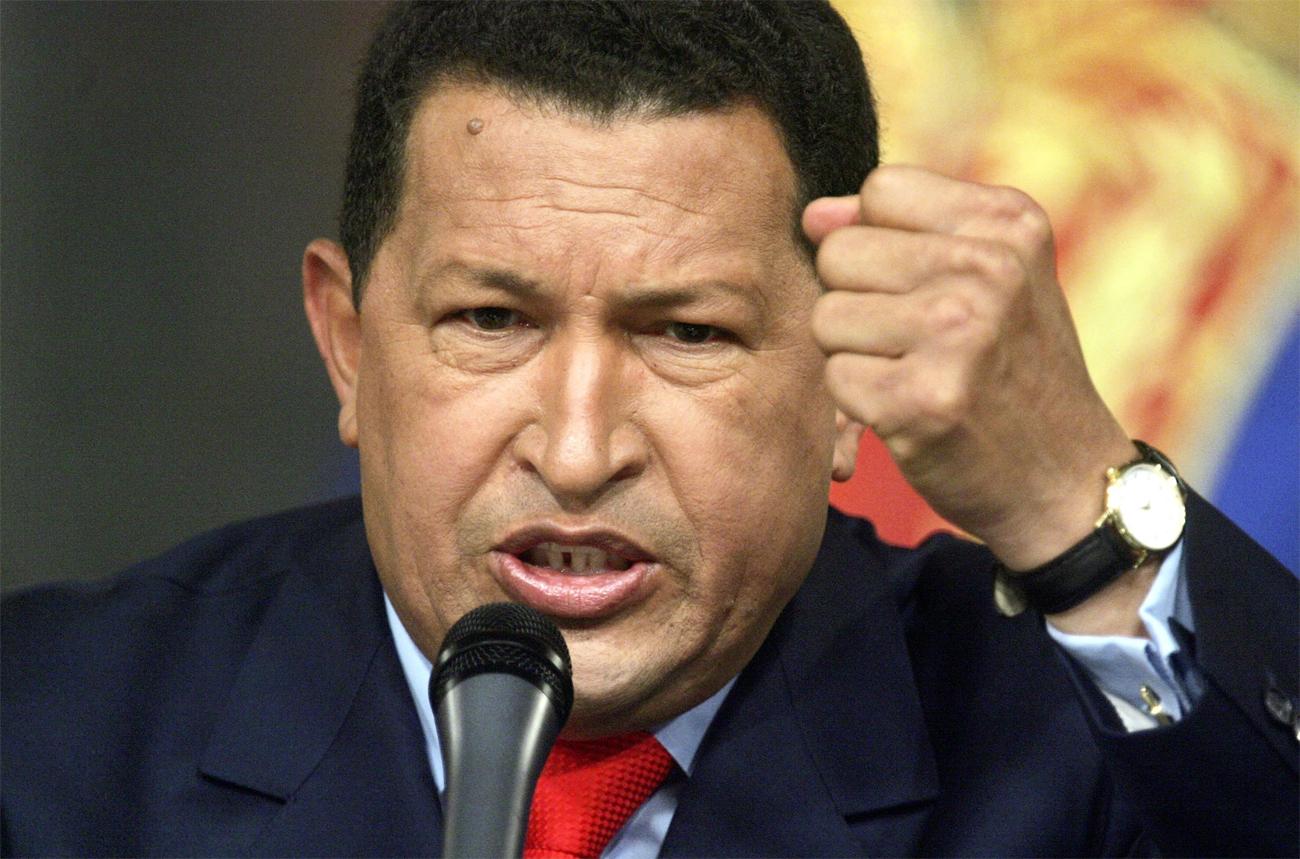 Hugo Chavez était un tribun hors pair.