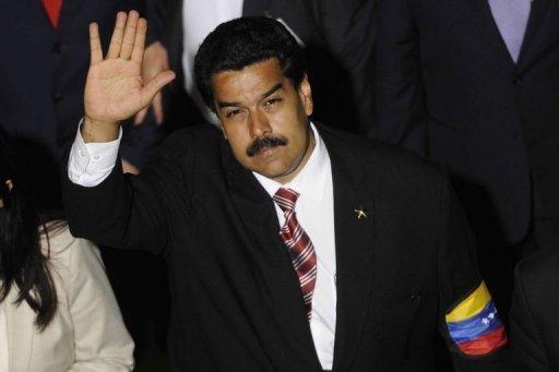 Nicolas Maduro, le successeur désigné d'Hugo Chavez.