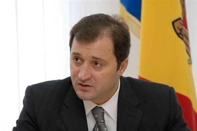 Le premier ministre démissionnaire Vlad Filat.