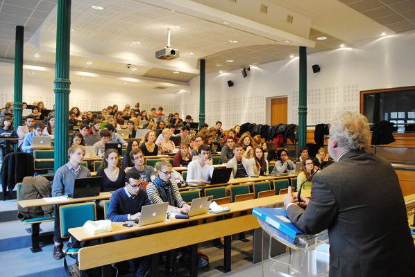 Conférence du juge européen Dr. Egils Levits.