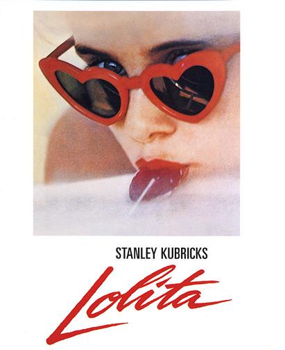 [Style] Nymphet Lolita_kubrick_film_cover