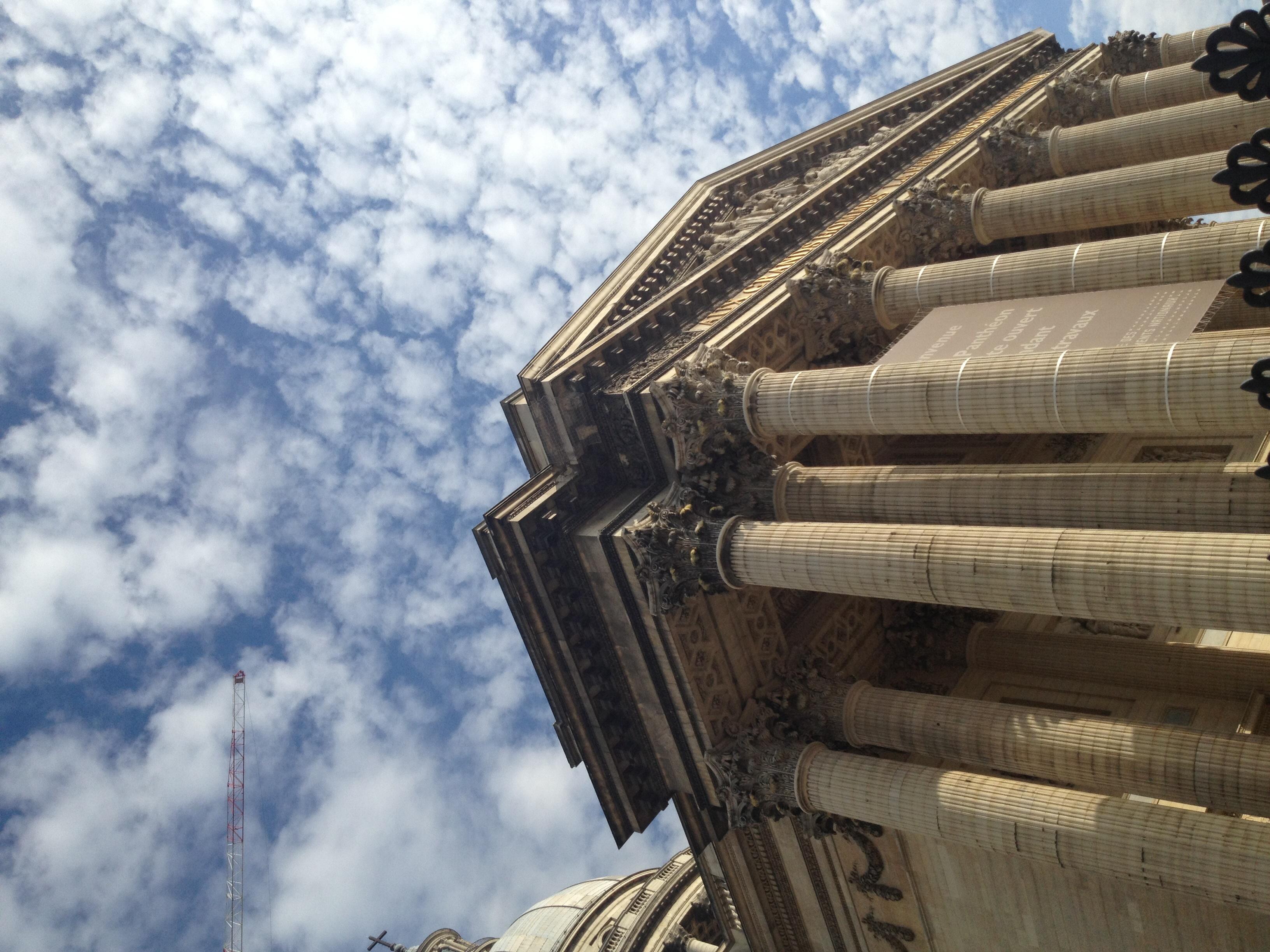 Le Panthéon / photo : Sheena Singh