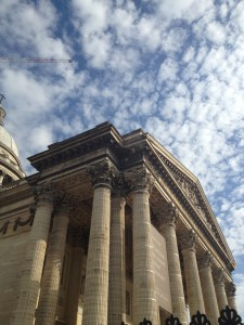 Le Panthéon / photo : Sheena Singh