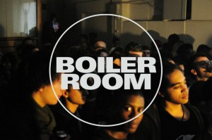 Source : Boiler Room TV