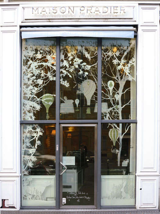 Boutique Maison Pradier, Boulevard Saint-Germain