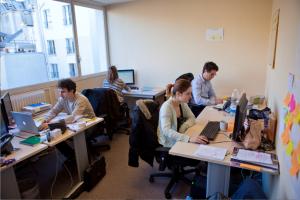 La formation variée proposée par Sciences Po est particulièrement propice à la création de start-up.