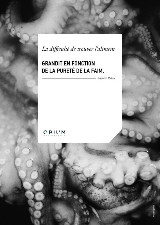 Les nourritures intellectuelles d'Opium Philosophie : lancement du numéro 2