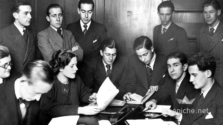 1919: entrée des femmes à Sciences Po