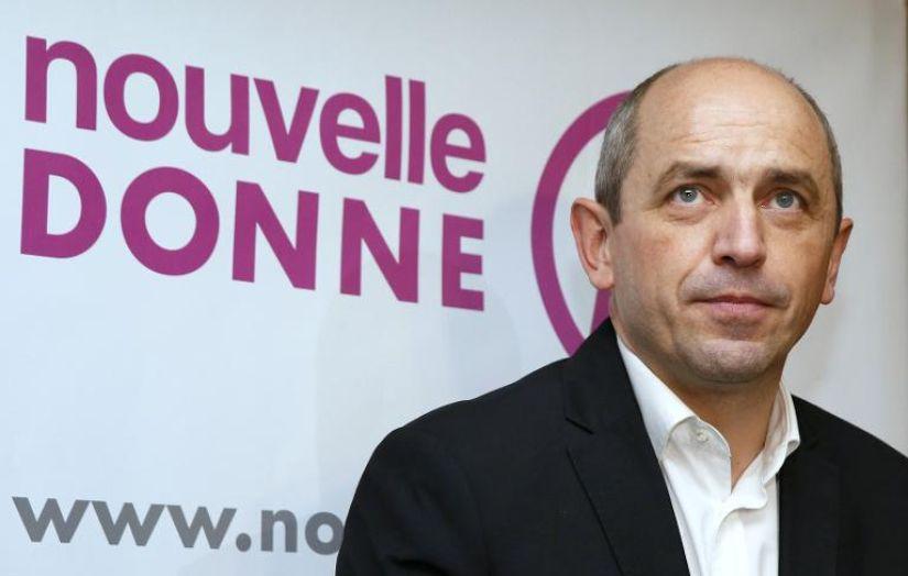 Pierre Larrouturou, fondateur de Nouvelle Donne.