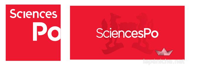 Sciences Po a failli opter pour ces logos avant de finalement choisir la version définitive.