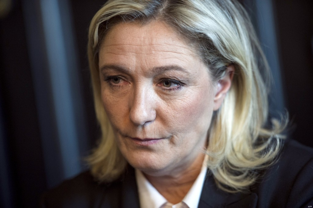 FRANCE-POLITICS-PARTY-FN-LE PEN