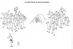 Le dessin du lundi, par Albane Miressou Got