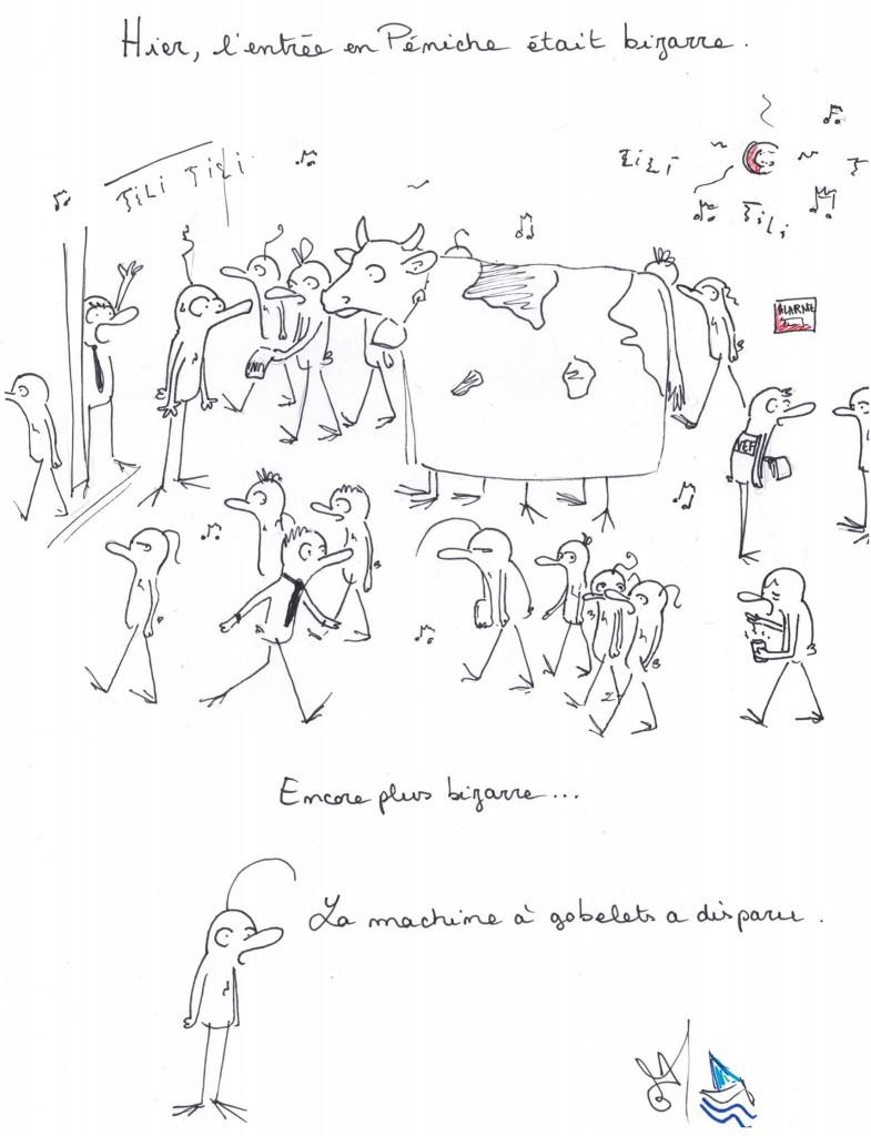 Dessin par Albane Miressou-Got