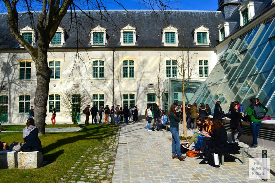 Le campus de Reims ©The Sundial Press